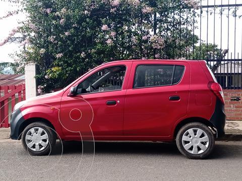 Suzuki Alto  STD Plus  usado (2019) color Rojo precio $20.000.000
