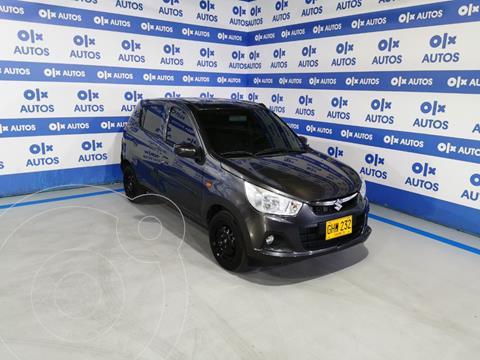 Suzuki Alto  GLX usado (2019) color Negro financiado en cuotas(anticipo $4.000.000 cuotas desde $640.000)