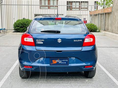 Suzuki Baleno 1.4L GLX usado (2020) color Azul precio $10.990.000