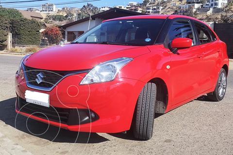 Suzuki Baleno 1.4L GLS usado (2017) color Rojo precio $9.650.000