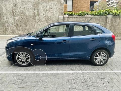 Suzuki Baleno 1.4L GLX usado (2020) color Azul financiado en cuotas(anticipo $3.330.000)