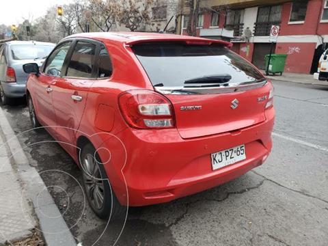 Suzuki Baleno 1.4L GLX usado (2018) color Rojo precio $10.100.000