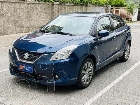 Suzuki Baleno 1.4L GLS usado (2020) color Azul Metalico precio $10.990.000
