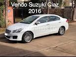 foto Suzuki Ciaz 1.4L GLX usado (2016) color Blanco Perla precio $6.850.000