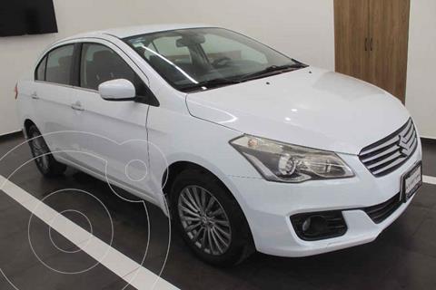 Suzuki Ciaz GLX Aut usado (2016) color Blanco precio $189,000