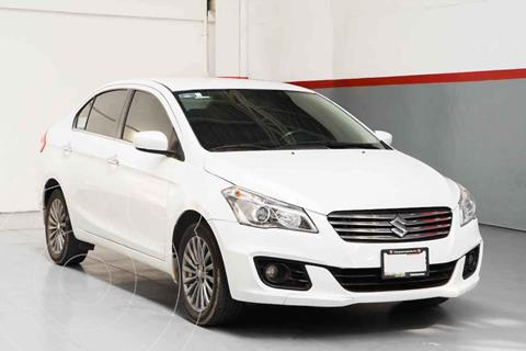 Suzuki Ciaz GLX usado (2016) color Blanco precio $179,900
