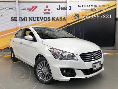 Suzuki Ciaz GLX usado (2019) color Blanco precio $220,000
