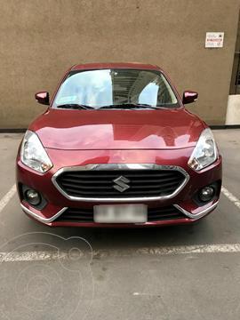 Suzuki Dzire  1.2L GL Sport Aut  usado (2018) color Rojo precio $8.690.000