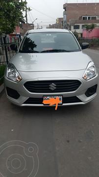 Suzuki Dzire  1.2L GA usado (2020) color Plata precio u$s9,900