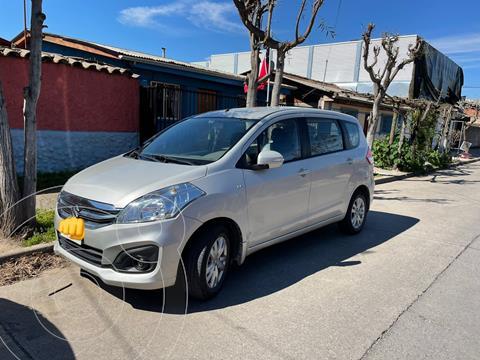 Suzuki Ertiga 1.4L GL usado (2017) color Plata precio $10.800.000