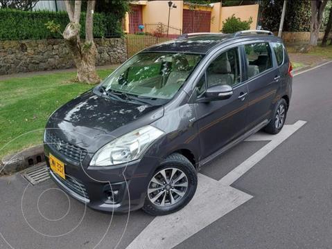 Suzuki Ertiga GL Aut usado (2016) color Gris precio $44.900.000
