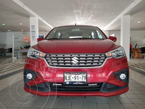 Suzuki Ertiga GLX Aut usado (2019) color Rojo precio $249,900