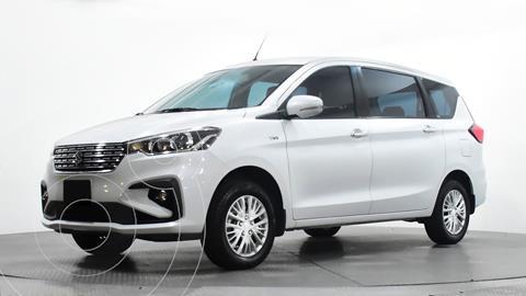 Suzuki Ertiga GLX Aut usado (2019) color Blanco precio $250,000