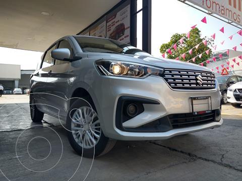 Suzuki Ertiga GLX Aut usado (2019) color Plata precio $275,800
