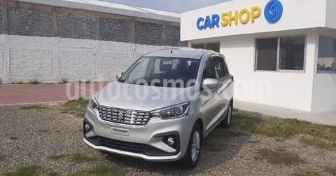 Suzuki Ertiga GLS Aut usado (2020) color Plata Dorado precio $269,900