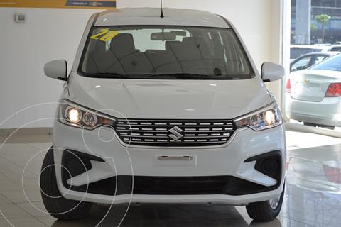 Suzuki Ertiga GLS Aut usado (2020) color Blanco precio $280,000