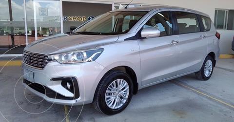 Suzuki Ertiga GLX Aut usado (2020) color Plata Dorado precio $285,900