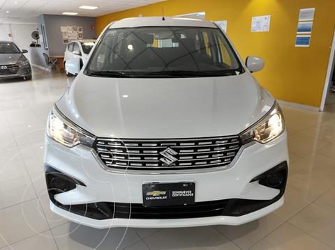 Suzuki Ertiga GLS Aut usado (2020) color Blanco precio $301,900