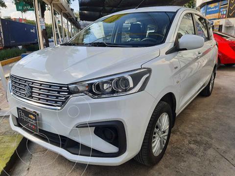 Suzuki Ertiga GLS Aut usado (2020) color Blanco precio $269,000