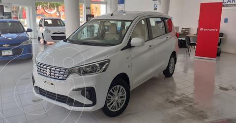 Suzuki Ertiga GLS Aut usado (2019) color Blanco precio $249,900