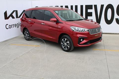 Suzuki Ertiga GLX Aut usado (2020) color Rojo precio $315,000