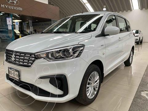 Suzuki Ertiga GLS usado (2020) color Plata precio $260,000