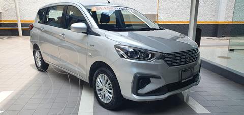 Suzuki Ertiga GLS Aut usado (2020) color Plata precio $270,000