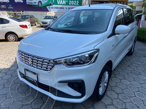 Suzuki Ertiga GLS Aut usado (2020) color Blanco precio $289,900
