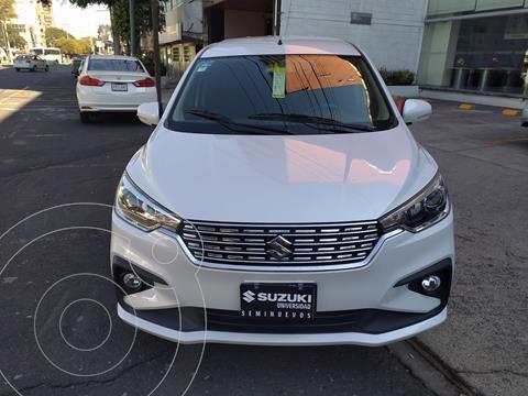 Suzuki Ertiga GLX Aut usado (2019) color Blanco precio $275,000