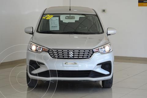 Suzuki Ertiga GLS Aut usado (2020) color Plata precio $280,000