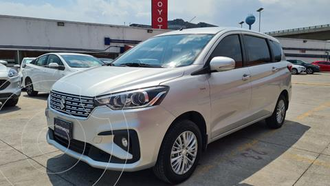 Suzuki Ertiga GLX Aut usado (2019) color Plata precio $279,000