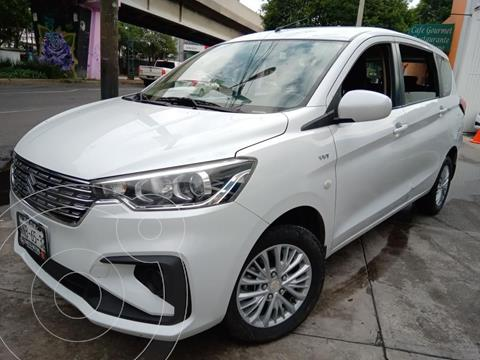Suzuki Ertiga GLS usado (2020) color Blanco precio $285,000