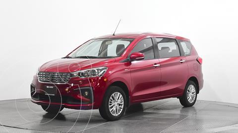 Suzuki Ertiga GLX Aut usado (2019) color Rojo precio $279,000