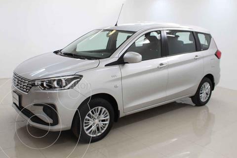Suzuki Ertiga GLS Aut usado (2020) color Plata precio $273,000