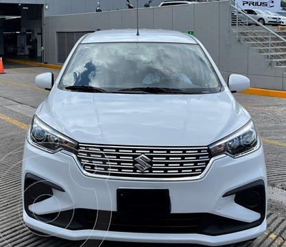 Suzuki Ertiga GLS Aut usado (2020) color Blanco financiado en mensualidades(enganche $64,709 mensualidades desde $5,725)