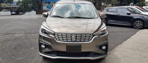 Suzuki Ertiga GLX Aut usado (2020) color Gris precio $299,000