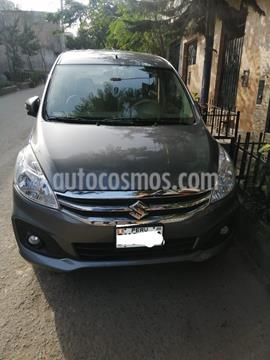 Suzuki Ertiga 1.4L Aut usado (2019) color Gris precio u$s15,500
