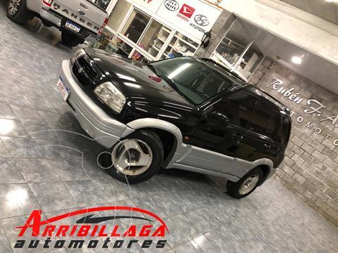 Suzuki Grand Vitara 2.0 5P usado (2000) color Negro precio $1.300.000