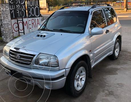 Suzuki Grand Vitara 1.6 3P usado (2009) color Plata precio u$s9.700