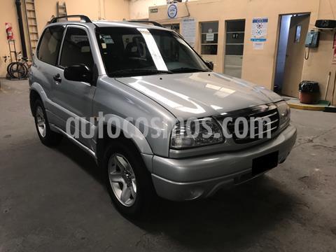 Suzuki Grand Vitara 1.6 3P usado (2008) color Plata precio u$s10.500