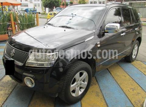 Suzuki Grand Vitara 2.4 4x4 GLX Sport 5P  usado (2008) color Negro precio $20.000.000