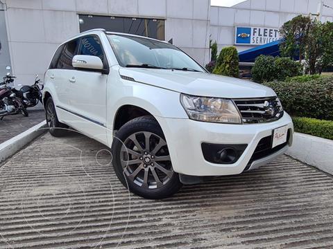 Suzuki Grand Vitara Special usado (2017) color Blanco precio $260,000