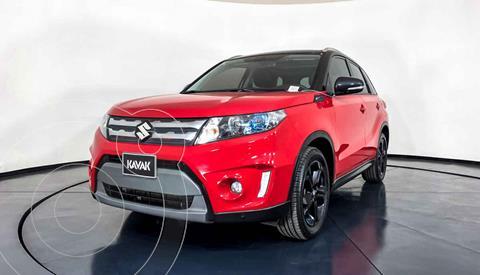 Suzuki Grand Vitara Special usado (2017) color Rojo precio $269,999