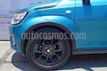 Foto venta Auto usado Suzuki Ignis GLX Aut (2018) color Azul Menthyl precio $210,000