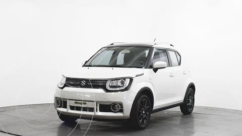 foto Suzuki Ignis GLX usado (2019) color Blanco precio $231,700