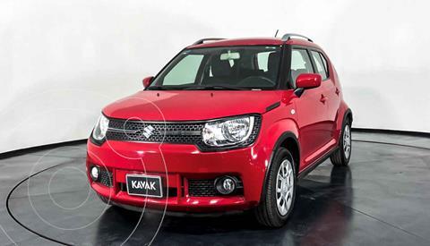Suzuki Ignis GLX usado (2018) color Rojo precio $179,999