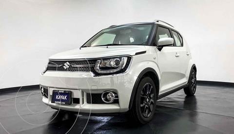 Suzuki Ignis GLX Aut usado (2019) color Blanco precio $237,999