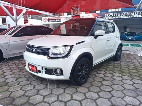 Suzuki Ignis GLX Aut usado (2019) color Blanco precio $227,000