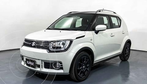 Suzuki Ignis GLX Aut usado (2019) color Blanco precio $239,999