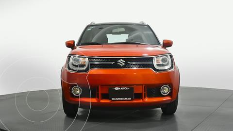 Suzuki Ignis GLX usado (2019) color Naranja precio $226,000